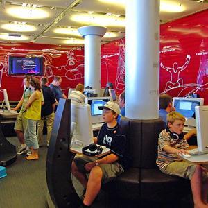 Интернет-кафе Гаврилова Яма