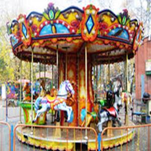 Парки культуры и отдыха Гаврилова Яма