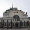 Железнодорожные вокзалы в Гавриловом Яме