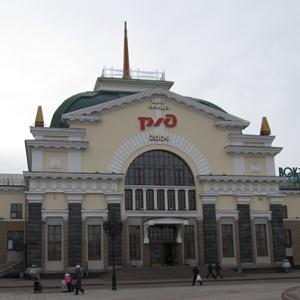 Железнодорожные вокзалы Гаврилова Яма